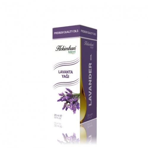 Hekimhan - Hekimhan Lavanta Yağı 20 ml