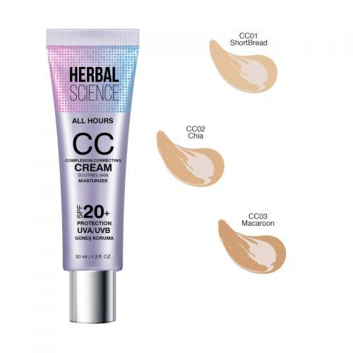 Procsin - Procsin Herbal Science SPF 20+ CC Cream 30 ml