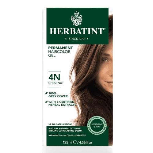 Herbatint - Herbatint Saç Boyası 4N Chatain