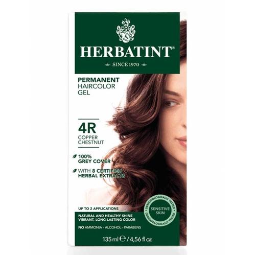 Herbatint - Herbatint Saç Boyası 4R Chatain Cuivre