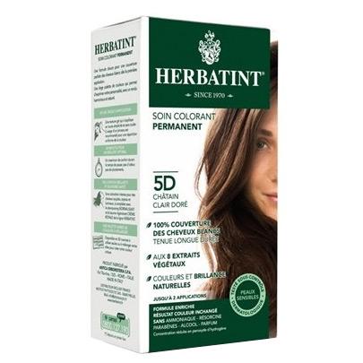 Herbatint - Herbatint Saç Boyası 5D Chatain Clair Dore