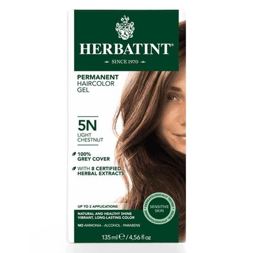 Herbatint - Herbatint Saç Boyası 5N Chatain Clair