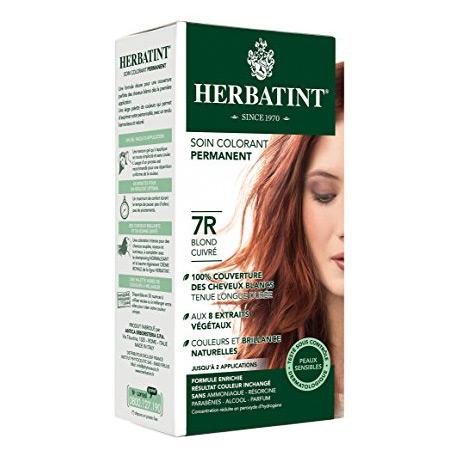 Herbatint - Herbatint Saç Boyası 7R Blond Cuivre