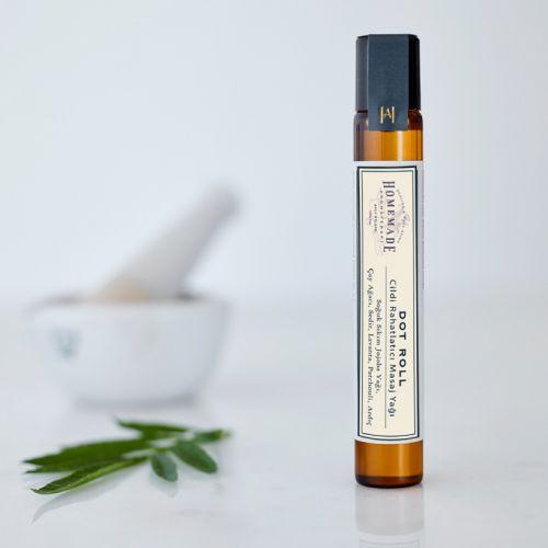 Homemade Aromaterapi - Homemade Aromaterapi Dot Roll 10 ml