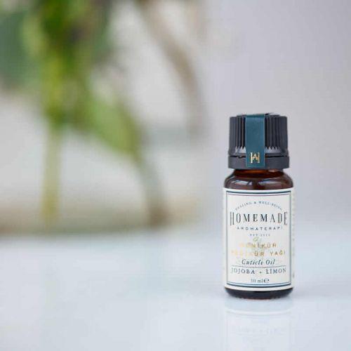 Homemade Aromaterapi - Homemade Aromaterapi Manikür Pedikür Yağı 10 ml