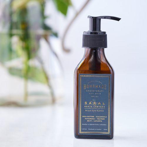 Homemade Aromaterapi - Homemade Aromaterapi Sakal Bakım Losyonu 100 ml