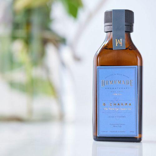 Homemade Aromaterapi - Homemade Aromaterapi Üçüncü Göz Çakra Yağı 100 ml - 6 Numara