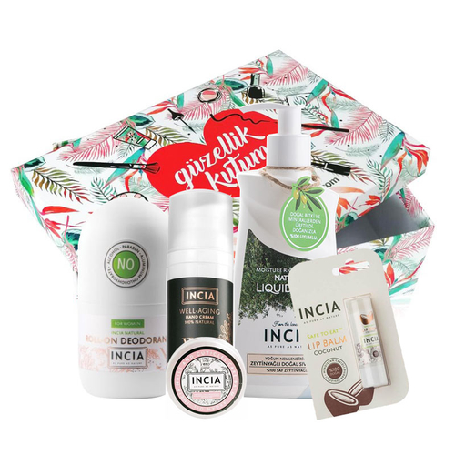 INCIA - INCIA %100 Doğal Güzellik Paketi