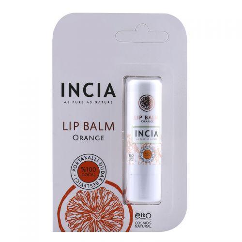 INCIA - INCIA Doğal Portakallı Dudak Besleyici 6gr