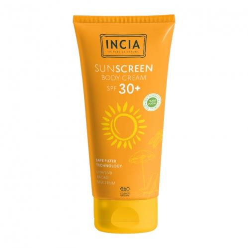INCIA - INCIA Vücut İçin %100 Doğal Güneş Kremi SPF 30 100 ml