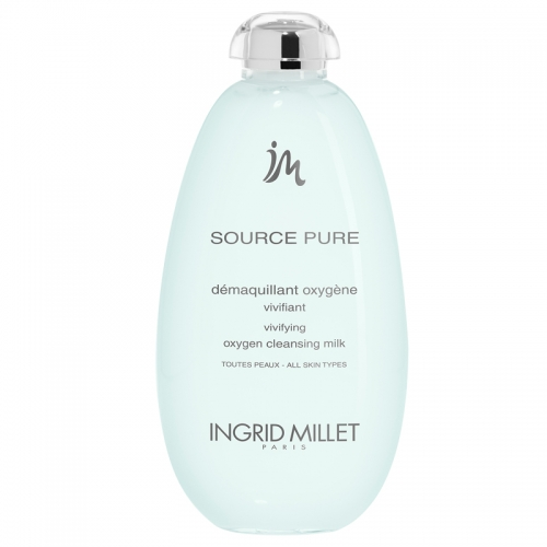 Ingrid Millet - Ingrid Millet Source Pure Oxygen Cleansing Milk 400ml