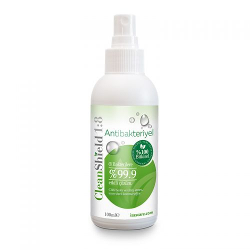 Isas Care - Isas Care Cleanshield 1.8 Dezenfektan 100 ml