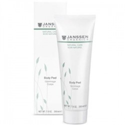 Janssen Cosmetics - Janssen Organics Natural Care Body Peel 200ml