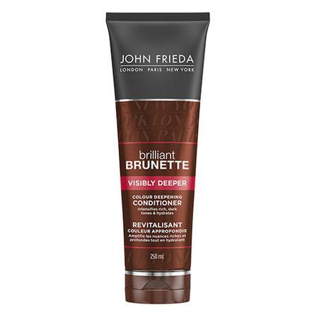 John Frieda - John Frieda Brillant Brunette Visibly Deeper Colour Deeping Conditioner 250ml