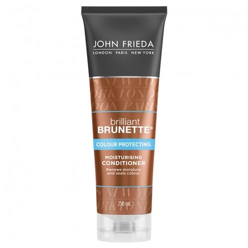 John Frieda - John Frieda Brilliant Brunette Nemlendirici Bakım Kremi 250ml