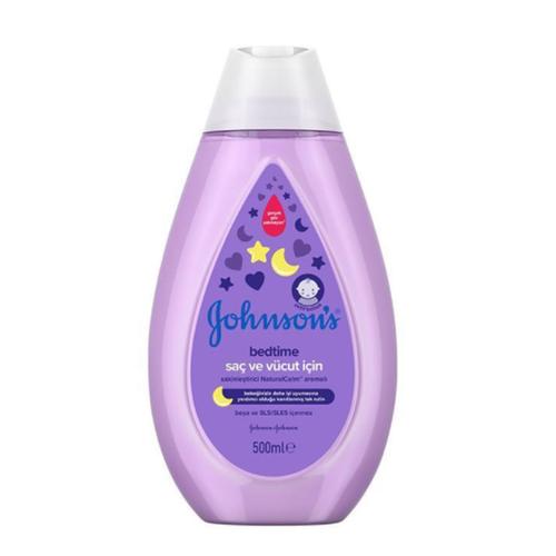 Johnson & Johnson - Johnsons Baby Bedtime Şampuan 500 ml
