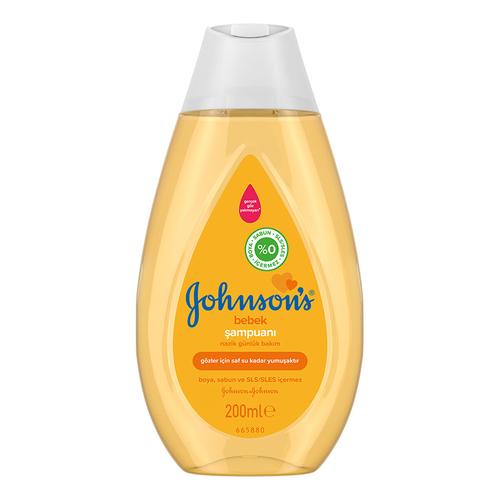 Johnson & Johnson - Johnsons Baby Şampuan 200 ml