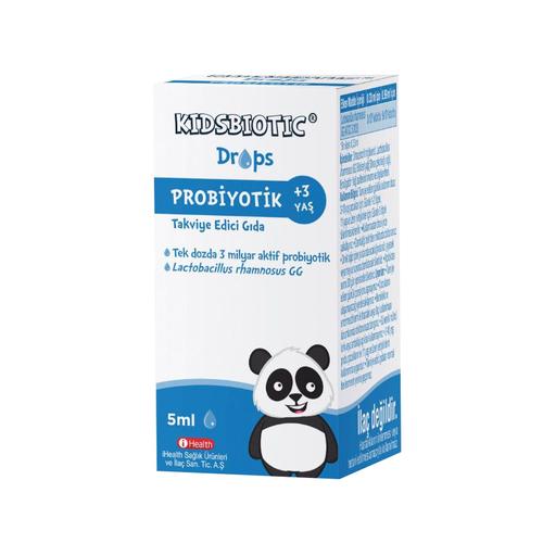 iHealt - KidsBiotic Drops Probiyotik Damla 5 ml