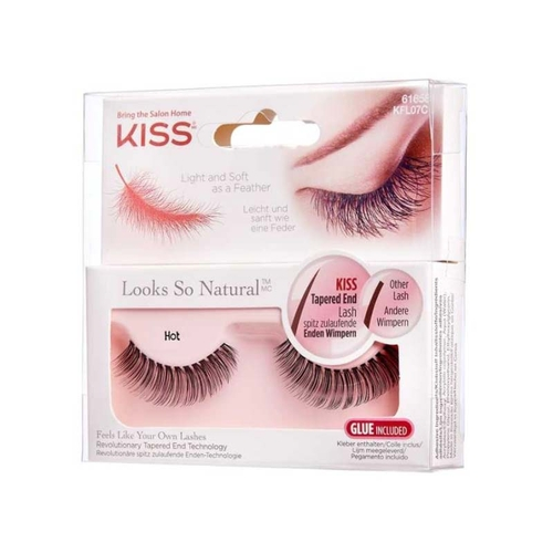 Kiss - Kiss Look So Natural Lash Hot KFL07C