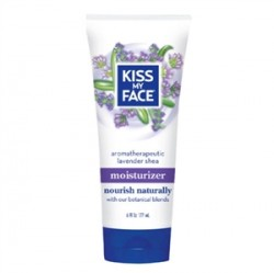 Kiss My Face - Kiss My Face Lavender & Shea Butter Moisturizer 177ml