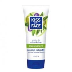 Kiss My Face - Kiss My Face Olive & Aloe Moisturizer 177ml