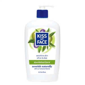 Kiss My Face - Kiss My Face Olive & Aloe Moisturizer 473ml