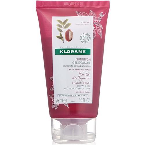 Klorane - Klorane Hibiscus Çiçeği Ekstreli Organik Cupuaçu Yağı İçeren Duş Jeli 75 ml