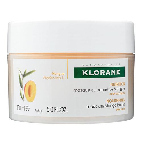 Klorane Mango Yağı Ekstreli Kuru Saçlar için Bakım Maskesi 150 ml