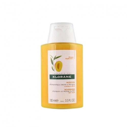 Klorane - Klorane Mango Yağı İçeren Şampuan 100 ml