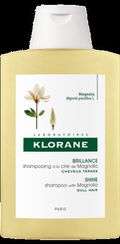 Klorane - Klorane Manolya Özlü Yoğun Işıltı Sağlayan Bakım Şampuanı 200ml