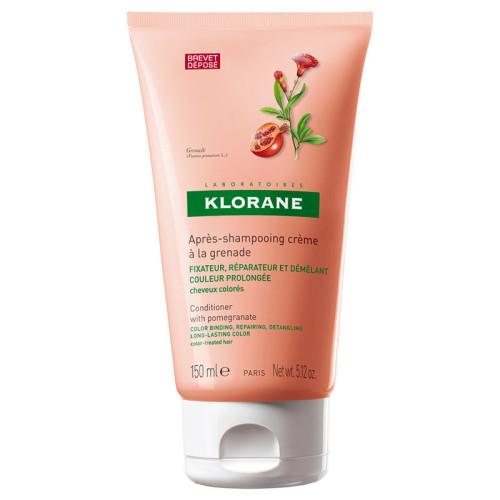 Klorane - Klorane Nar Ekstresi İçeren Boyalı Saçlar için Bakım Kremi 150ml