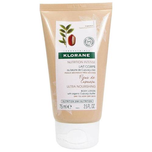 Klorane - Klorane Nutririon Intense Organik Cupuaçu Yağı İçeren Ultra Besleyici Vücut Losyonu 75 ml