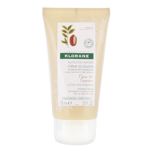Klorane - Klorane Nutrition Intense Organik Cupuaçu Yağlı Besleyici Duş Kremi 75 ml