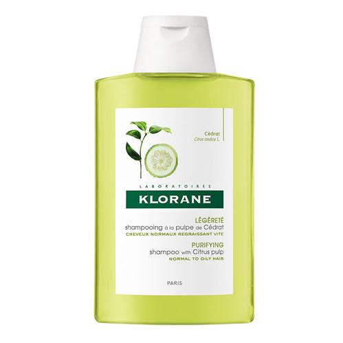 Klorane - Klorane Turunçgiller Ekstreli Cansız Saçlar İçin Bakım Şampuanı 200 ml