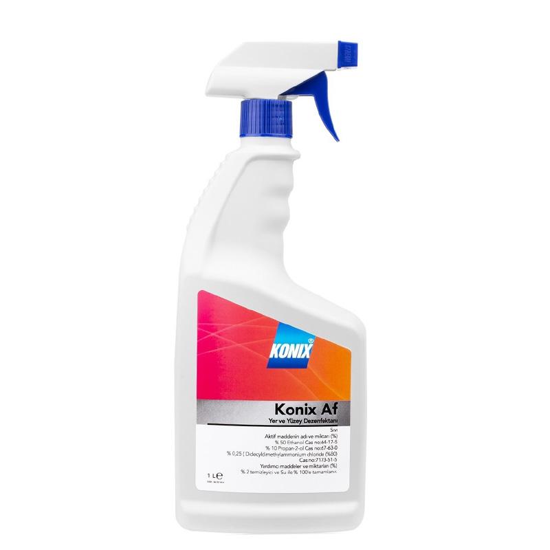 Konix - Konix Af Yer ve Yüzey Dezenfektanı 1 Litre