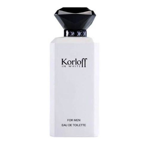Korloff - Korloff in White Man Edt Spray 88ml