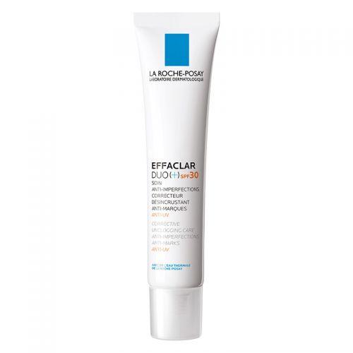 La Roche Posay - La Roche Posay Effaclar Duo + SPF 30 Krem 40 ml