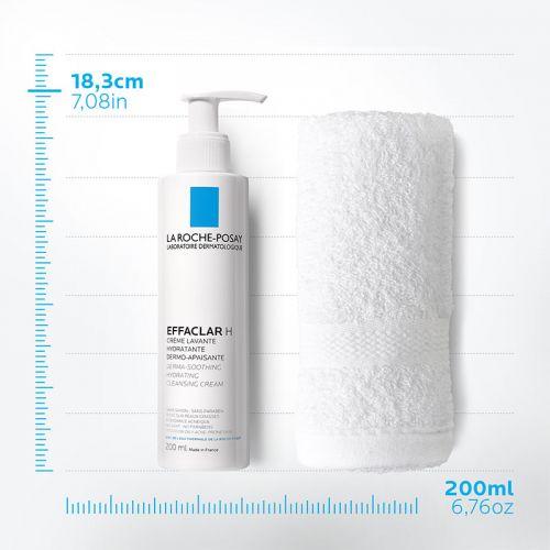 La Roche Posay Effaclar H Krem Temizleyici 200 ml