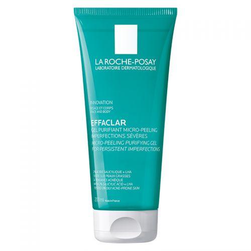La Roche Posay - La Roche Posay Effaclar Mikro Peeling Jel Vücut 200 ml