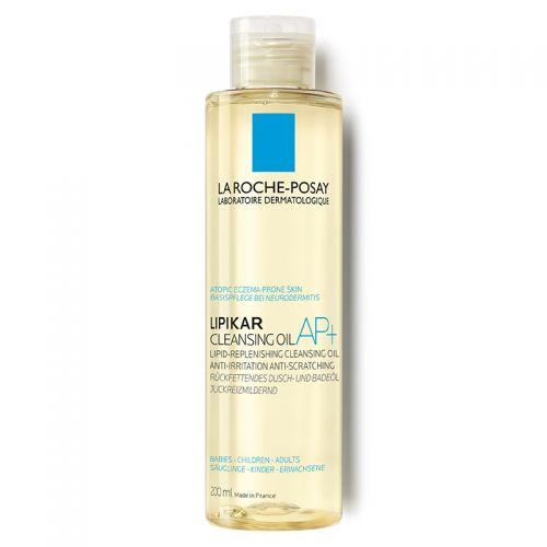 La Roche Posay - La Roche Posay Lipikar Cleansing Oil AP+ 200 ml
