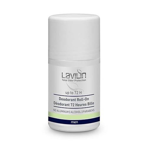 Lavilin - Lavilin Alüminyum İçermeyen Roll On Deodorant Erkek 60 ml