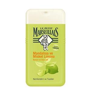 Le Petit Marseillais - Le Petit Marseillais Mandalina ve Misket Limonu Banyo ve Duş Jeli 250ml