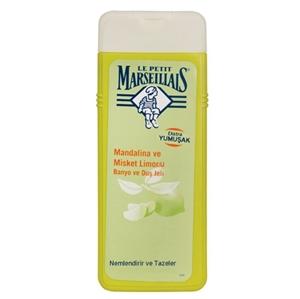 Le Petit Marseillais - Le Petit Marseillais Mandalina ve Misket Limonu Banyo ve Duş Jeli 400ml