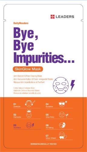 Leaders - Leaders Daily Wonders Bye Bye Impurities Mask