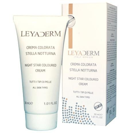 Leyaderm - Leyaderm Spf-35 Night Star Coloured Cream 30ml