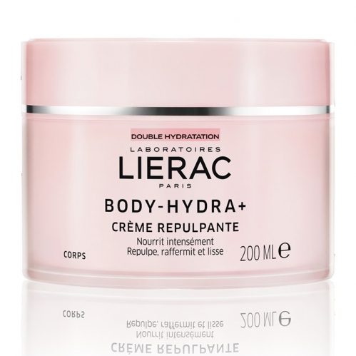 Lierac - Lierac Creme Repulpante Body-Hydra+ Double Hydration Plumping Cream 200ml
