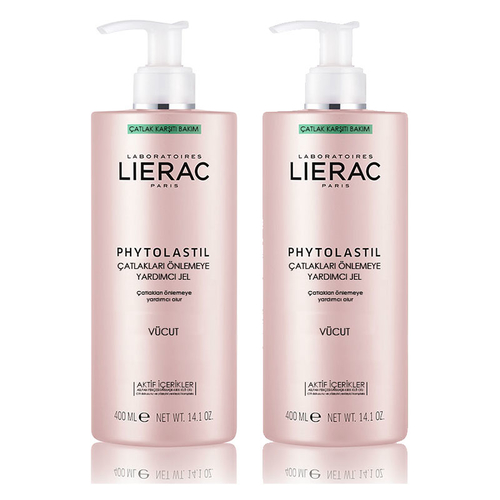 Lierac - Lierac Phytolastil Jel Çatlak Karşıtı Bakım 2x400 ml