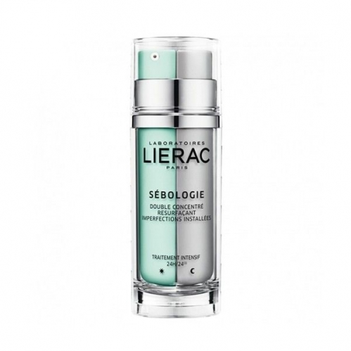 Lierac - Lierac Sebologie Imperfections Resurfacing Day & Night Double Concentrate 30 ml