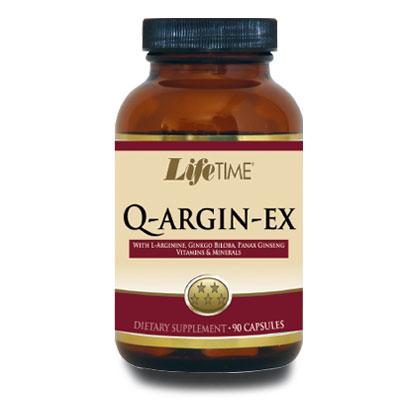 LifeTime - Lifetime Q-Arginex 90 Tablet