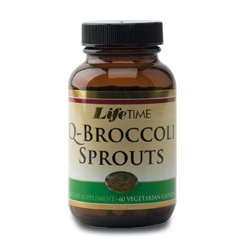 LifeTime - Lifetime Q-Broccoli Sprouts 60 Kapsül
